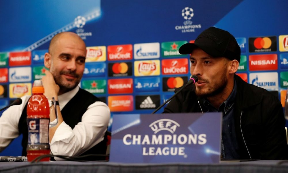 City star 'praying every night' for Champions League glory ...